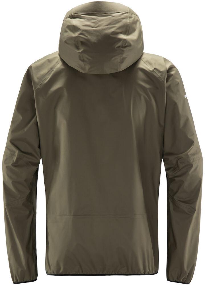 GORE-TEX Active waterproof  jacket Haglofs LIM Comp  MSRP 300 GBP